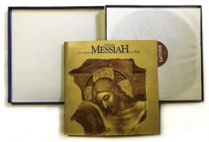 John Eliot Gardiner Messiah LP box 6769107