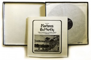 Karajan Madama Butterfly LP box SET584