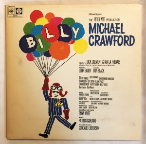 Michael Crawford Billy Original Cast LP CBS70133