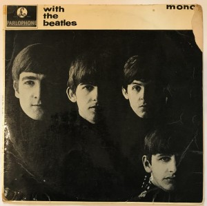 The Beatles With The Beatles MONO LP PMC1206a zd