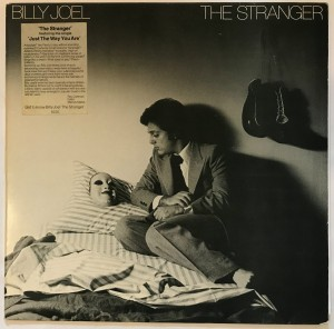 Billy Joel The Stranger LP CBS82311 bdb