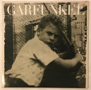 Art Garfunkel Lefty LP CBS4606941 bdb