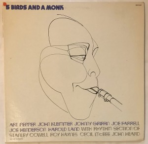 5 Birds And A Monk LP GXY5134 db