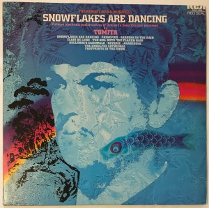 Tomita - Snowflakes Are Dancing LP ARL10488a bdb