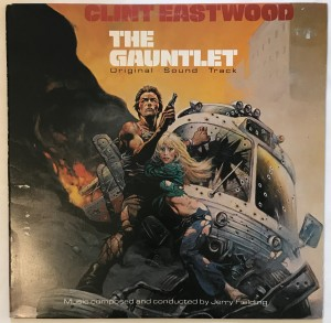 Jerry Fielding - The Gauntlet LP K56445 bdb
