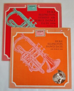 Duke Ellington - Dance Date, 3 LP zestaw bdb