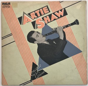 Artie Shaw - Concerto For Clarinet LP DPM2028 bdb