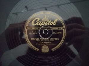 HIGH NOON / BOOGIE WOOGIE CAPITOL CL13778