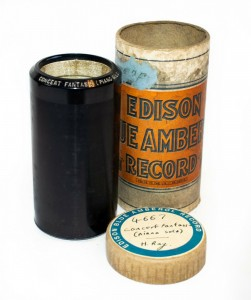 Cylinder Edison H. Ray Concert Fantasie 4667