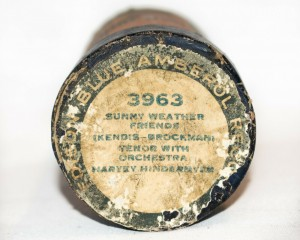 Cylinder Edison Sunny Weather Friends 3963
