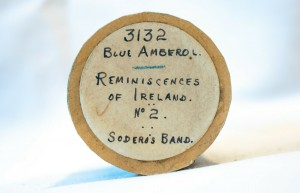 Cylinder Edison Reminiscences Of Ireland 3132