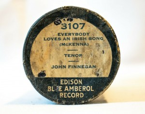 Cylinder Edison Everybody Loves An Irish Song 3107