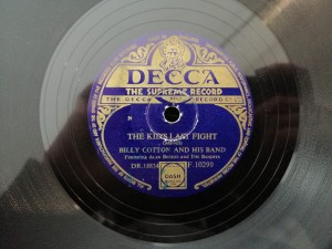 Billy Cotton FRIENDS AND NEIGHBOURS Decca F10299