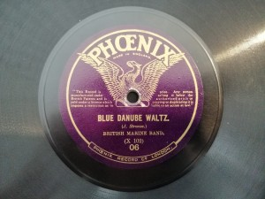 OVER THE WAVES WALTZ / BLUE DANUBE WALTZ PHOENIX 6