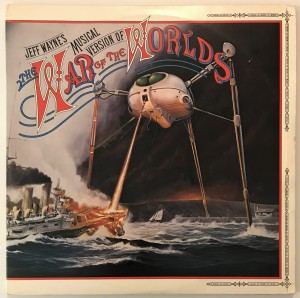 Musical Version Of The War Of The Worlds LP 96000