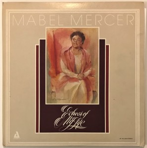 Mabel Mercer - Echoes Of My Life LP AP161162 bdb