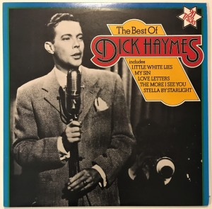 The Best Of Dick Haymes LP MCFM2720 doskonały