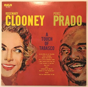 Rosemary Clooney - A Touch Of Tabasco LP RJL2557