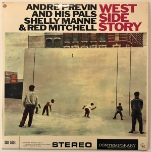 André Previn - West Side Story LP SCA5034 bdb