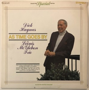 Dick Haymes - As Time Goes By LP DHS6 bardzo dobry