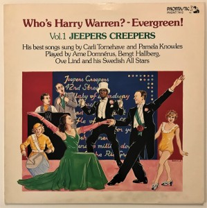 Who´s Harry Warren? Evergreen! Vol. 1 LP PHONT7412
