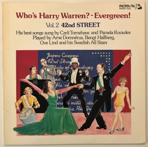 Who´s Harry Warren? Evergreen! Vol. 2 LP PHONT7413