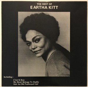 Eartha Kitt - The Best Of Eartha Kitt LP MCL1702
