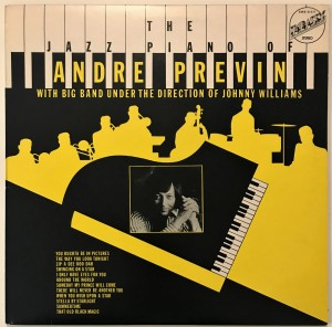 André Previn - The Jazz Piano Of EMB31277 dosk