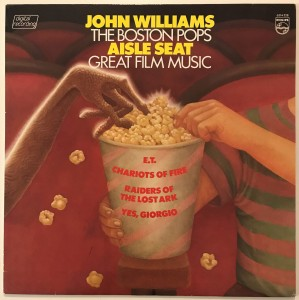 John Williams - Aisle Seat LP 6514328 doskonały