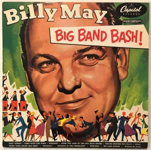 Billy May - Big Band Bash LP 5D050D85443 bdb