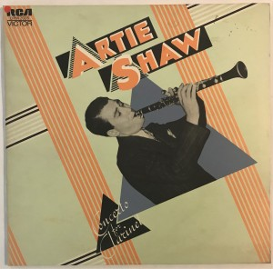 Artie Shaw - Concerto For Clarinet LP DPM2028 dosk