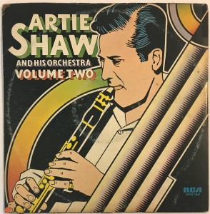 Artie Shaw And His Orchestra Volume Two LP DPM2041