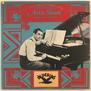 The Complete Artie Shaw - Volume III LP AXM25556