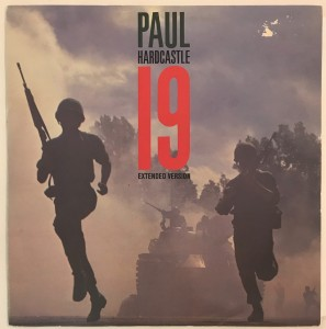Paul Hardcastle 19 Extended Version 12'' SP CHS122860