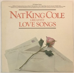 Nat King Cole - 20 Greatest Love Songs LP EMTV35
