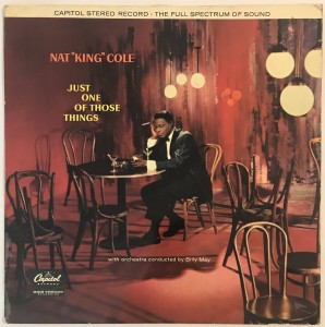 Nat King Cole Just One Of Those Things LP SLCT6149