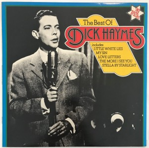 The Best Of Dick Haymes LP MCL1651 doskonały