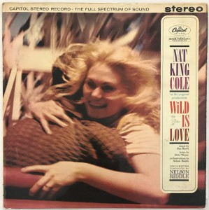 Nat King Cole - Wild Is Love LP SW1392 dobry