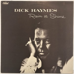 Dick Haymes - Rain Or Shine LP CAPS1019 bdb