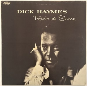 Dick Haymes - Rain Or Shine LP CAPS1019 doskonały