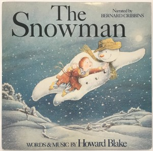 Howard Blake-The Story Of The Snowman LP CBS71116