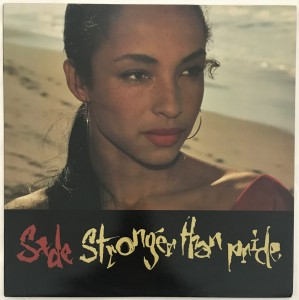 Sade - Stronger Than Pride LP EPC4604971 bdb