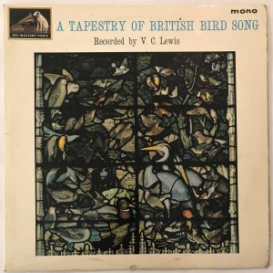 A Tapestry Of British Bird Song LP CLP1723 bdb