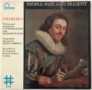 Charles I - People Past And Present LP FP9500 dosk