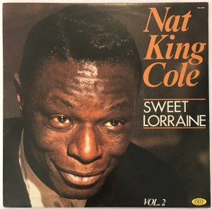 Nat King Cole - Sweet Lorraine Vol. 2 LP SM4051 db