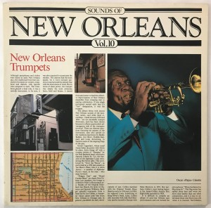 Sounds of New Orleans Vol. 10 LP SLP6017 bdb