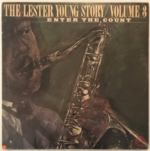 The Lester Young Story LP 88266 bardzo dobry