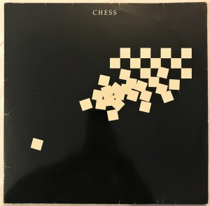 Benny Andersson, Tim Rice - Chess 2xLP PL70500 bdb