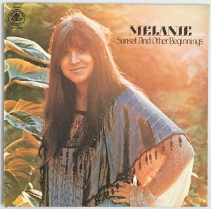 Melanie - Sunset And Other Beginnings LP NBH69168