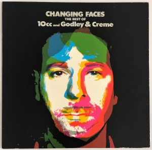 10cc And Godley & Creme - Changing Faces LP TGCLP1
